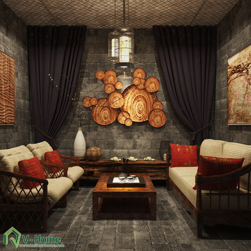 thiet-ke-noi-that-ham-ruou-8 Thiết kế nội thất hầm rượu biệt thự Tràng An Complex