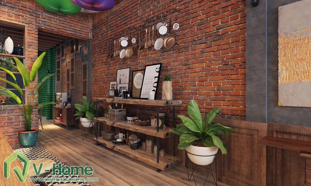 DAO-restaurant-3 Thiết kế không gian ĐÀO Restaurant
