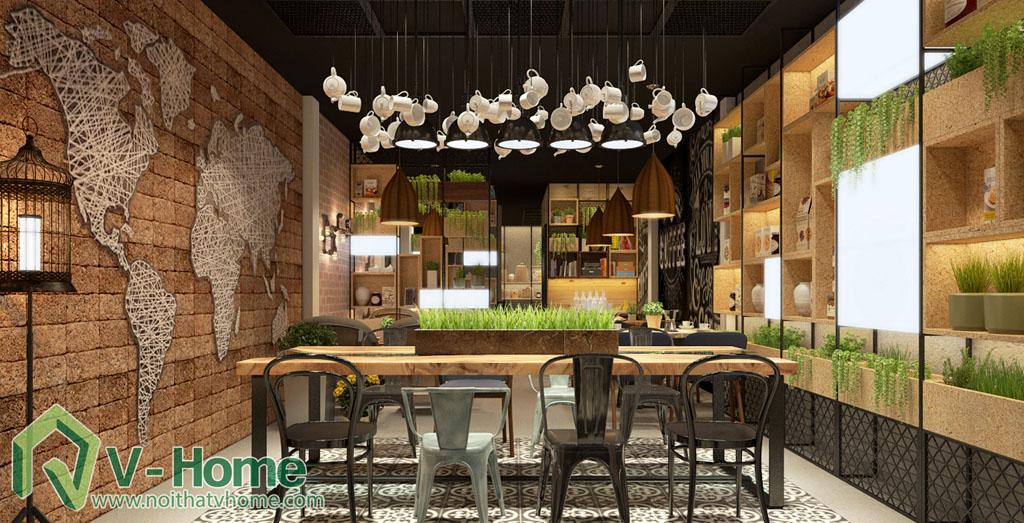 thiet-ke-cua-hang-indus-coffee-12 Thiết kế không gian Indus Coffee