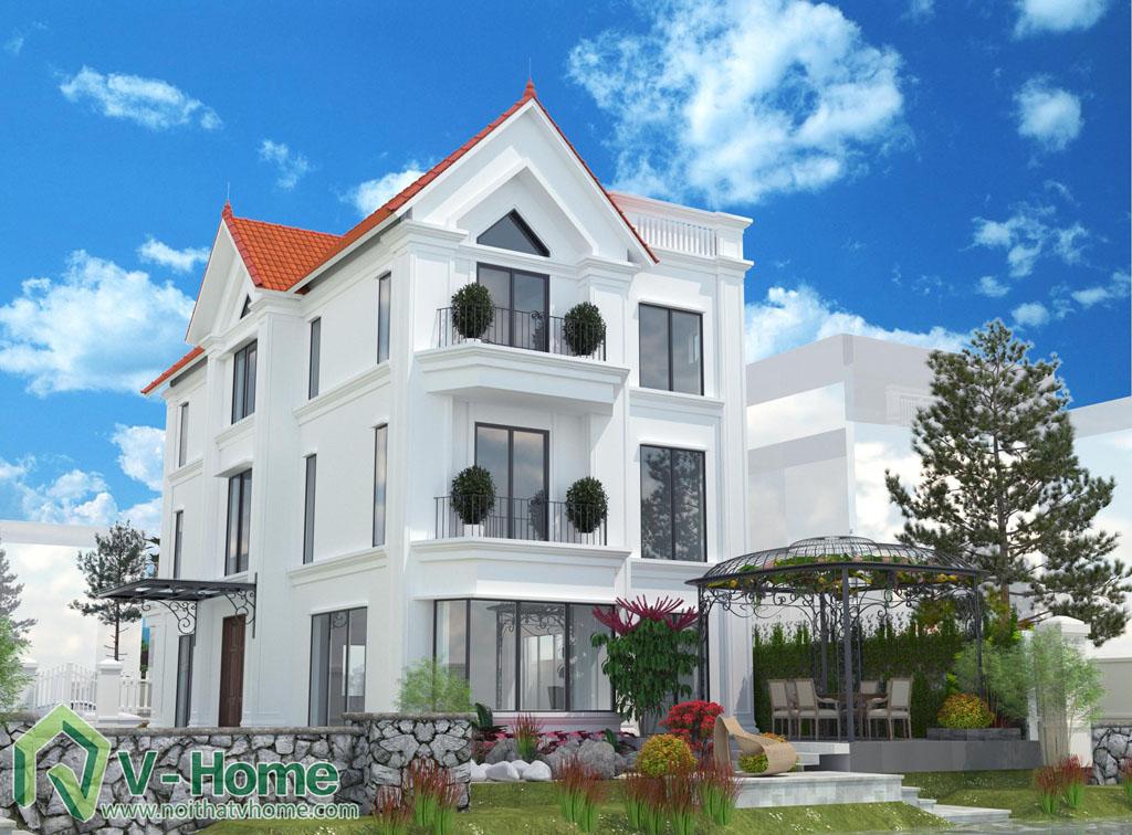 thiet-ke-kien-truc-biet-thu-vinhomes-riverside-1 Thiết kế nội thất biệt thự Vinhomes Riverside - C. Trang