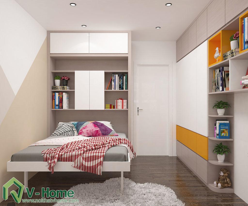 thiet-ke-noi-that-349-vu-tong-phan-11-1 Thiết kế nội thất chung cư 349 Vũ Tông Phan - A. Hà