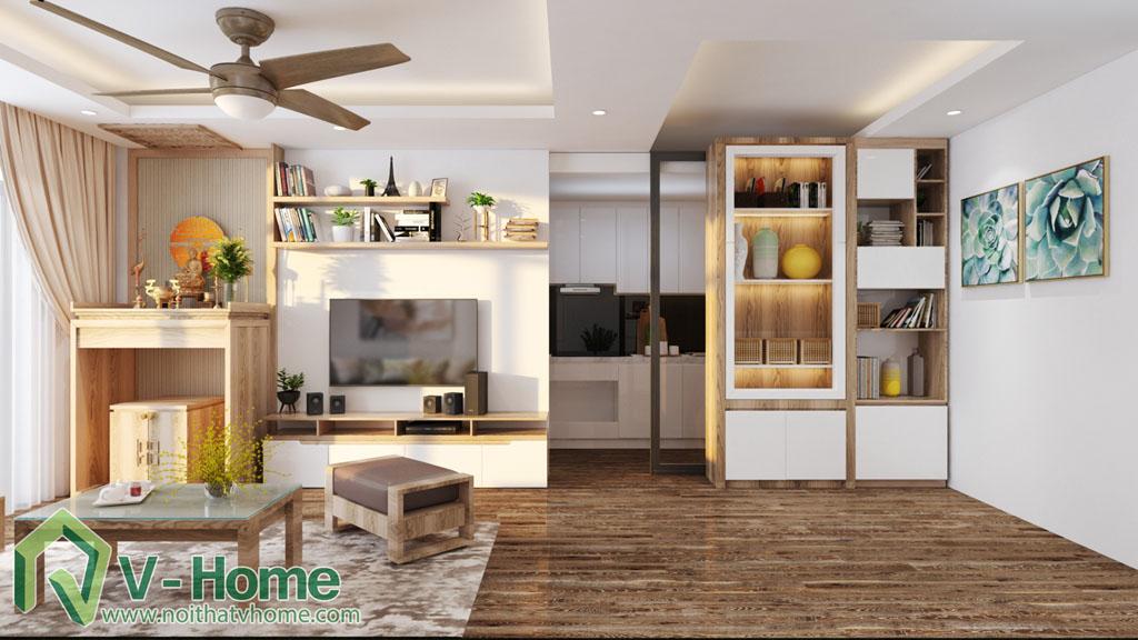 thiet-ke-noi-that-349-vu-tong-phan-2-1 Thiết kế nội thất chung cư 349 Vũ Tông Phan - A. Hà