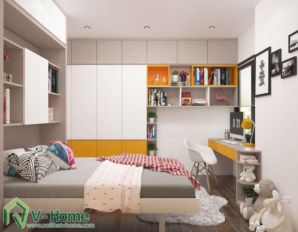 thiet-ke-noi-that-349-vu-tong-phan-23-1 Thiết kế nội thất chung cư 349 Vũ Tông Phan - A. Hà