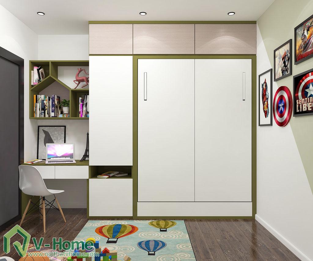 thiet-ke-noi-that-349-vu-tong-phan-8-1 Thiết kế nội thất chung cư 349 Vũ Tông Phan - A. Hà