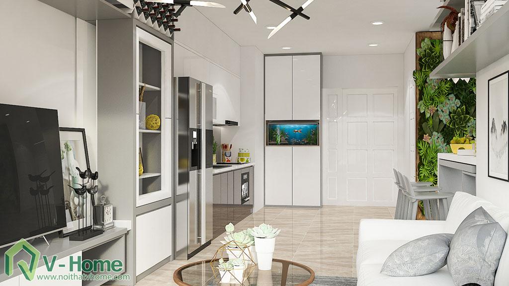 thiet-ke-noi-that-chung-cu-vinhomes-ba-son-2 Thiết kế nội thất chung cư nhỏ Vinhomes Golden River