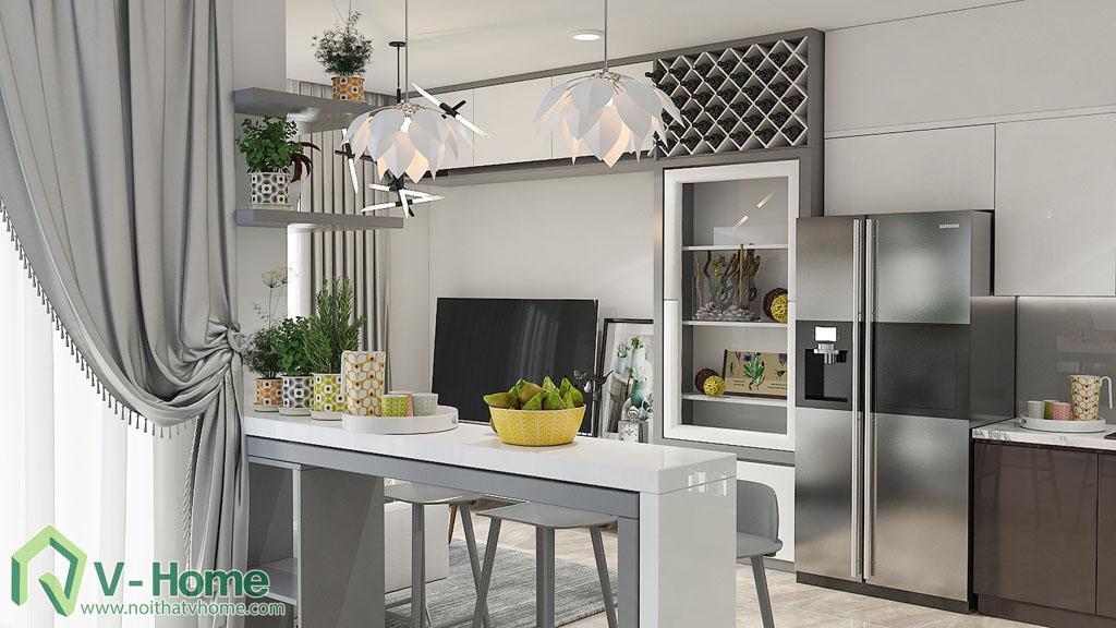 thiet-ke-noi-that-chung-cu-vinhomes-ba-son-3 Thiết kế nội thất chung cư Vinhomes Golden River