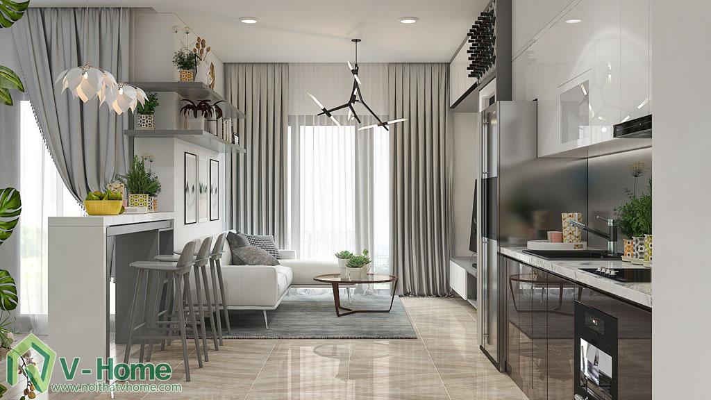 thiet-ke-noi-that-chung-cu-vinhomes-ba-son-4 Thiết kế nội thất chung cư Vinhomes Golden River