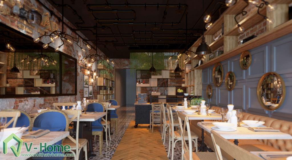 thiet-ke-tan-lap-2-restaurant-3 Thiết kế nội thất Tân Lập 2 Restaurant