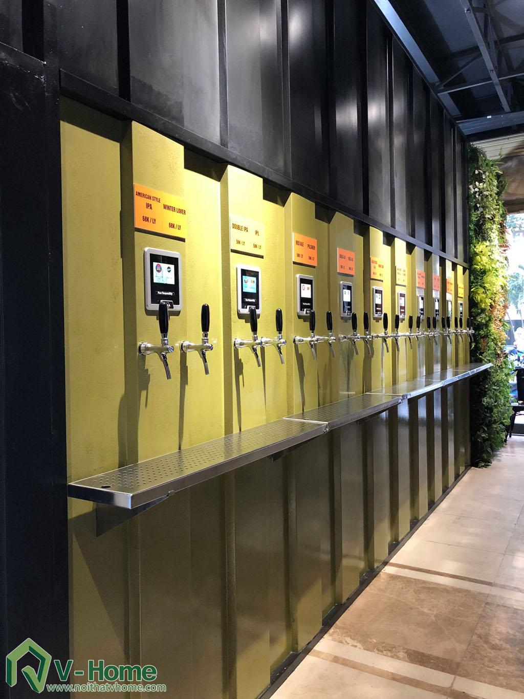 thi-cong-bia-atm-4.0-3 Thi công dự án thiết kế nội thất quán bia ATM 4.0