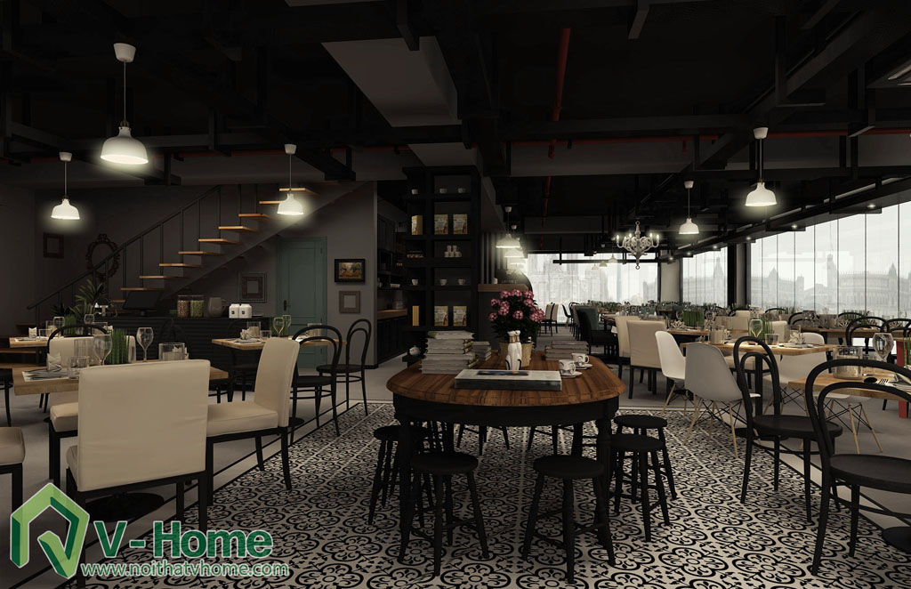 thiet-ke-cua-hang-coffee-markers-6 Thiết kế không gian Coffee Maker's