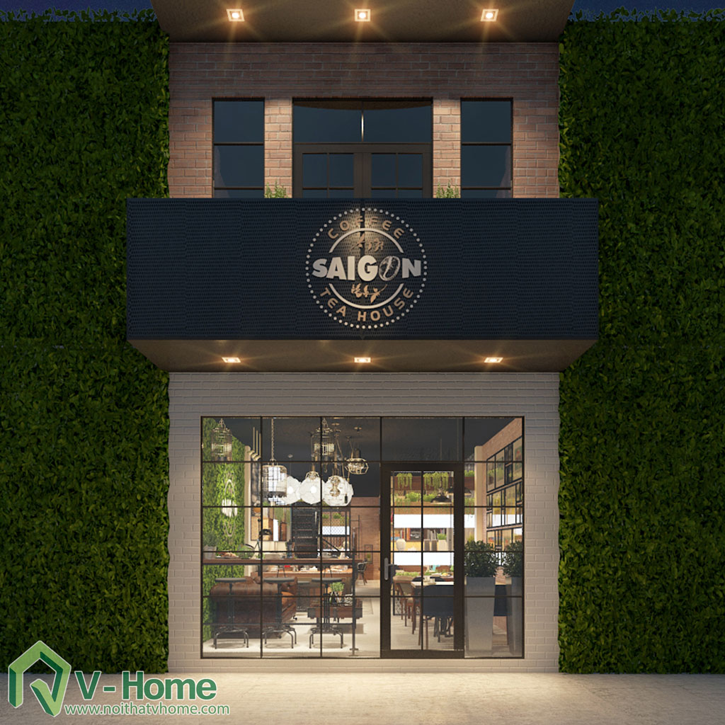 thiet-ke-cua-hang-coffee-tea-house-1 Thiết kế không gian Coffee Tea House