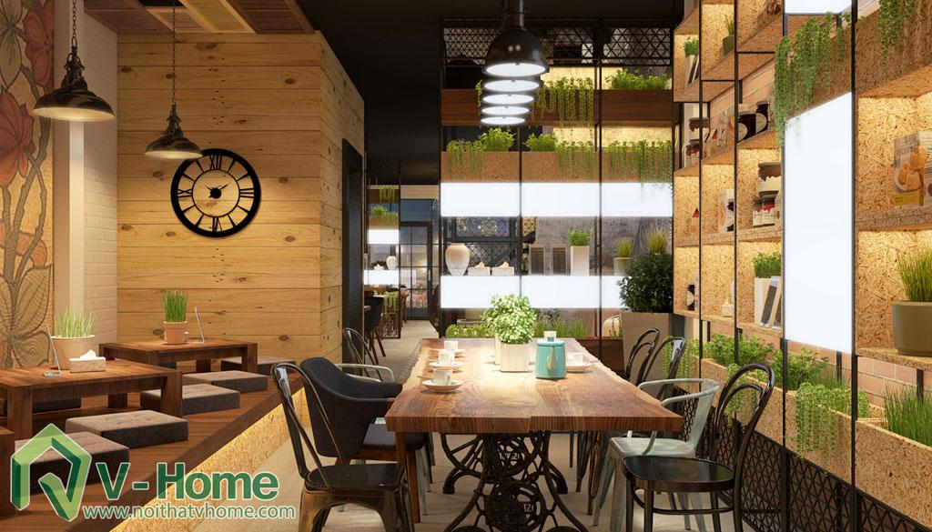 thiet-ke-cua-hang-coffee-tea-house-10 Thiết kế không gian Coffee Tea House