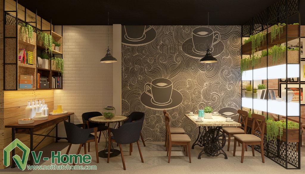 thiet-ke-cua-hang-coffee-tea-house-4 Thiết kế không gian Coffee Tea House