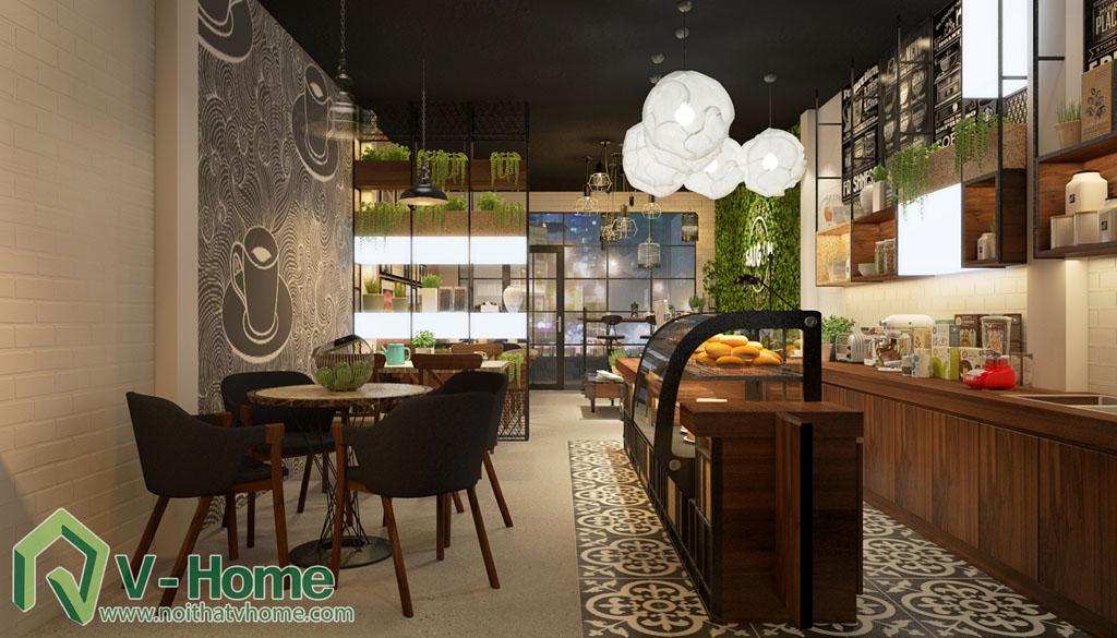 thiet-ke-cua-hang-coffee-tea-house-9 Thiết kế không gian Coffee Tea House