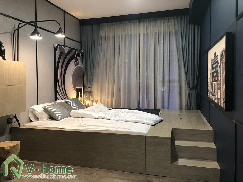 2.thi-cong-phong-ngu-chung-cu-summer-1 Thi công nội thất chung cư Summer Residence Capitaland - 2 phòng ngủ