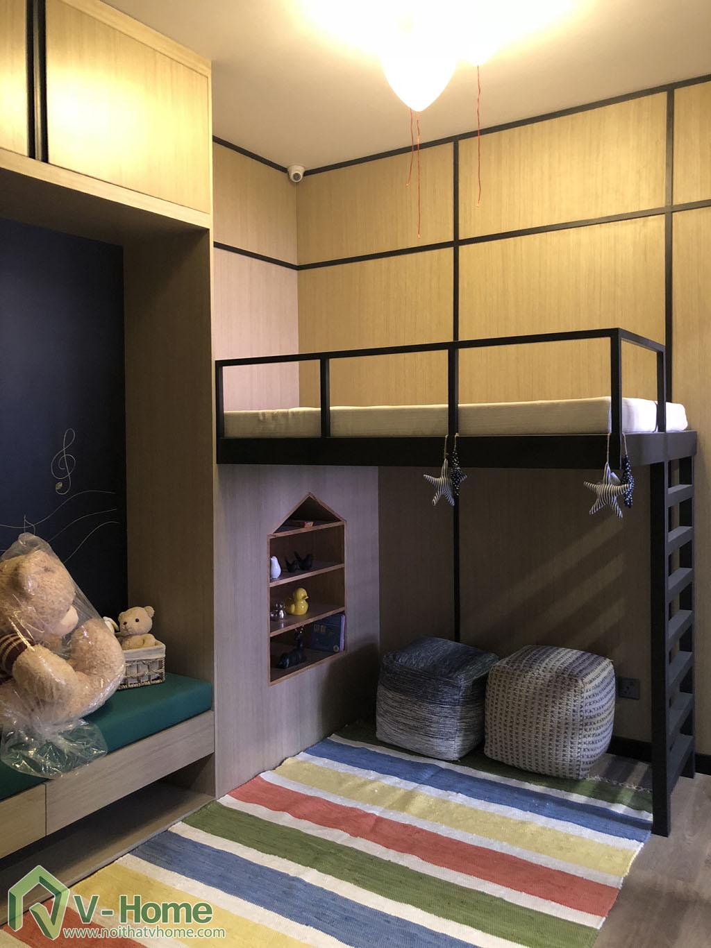 2.thi-cong-phong-ngu-chung-cu-summer-10 Thi công nội thất chung cư Summer Residence Capitaland - 2 phòng ngủ