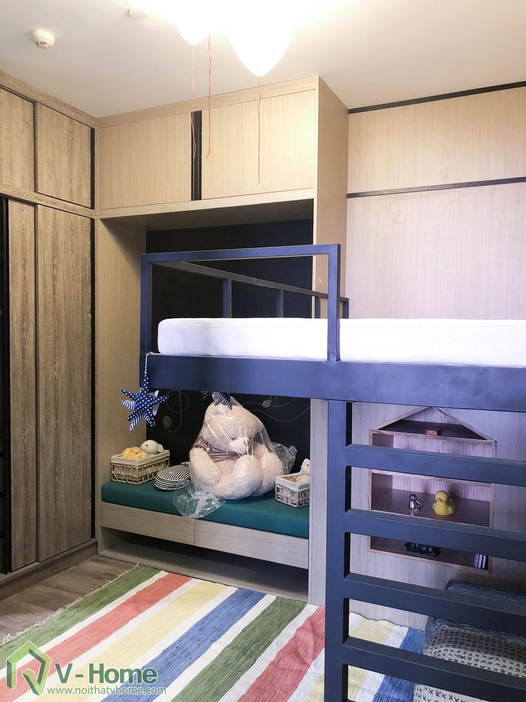 2.thi-cong-phong-ngu-chung-cu-summer-11 Thi công nội thất chung cư Summer Residence Capitaland - 2 phòng ngủ