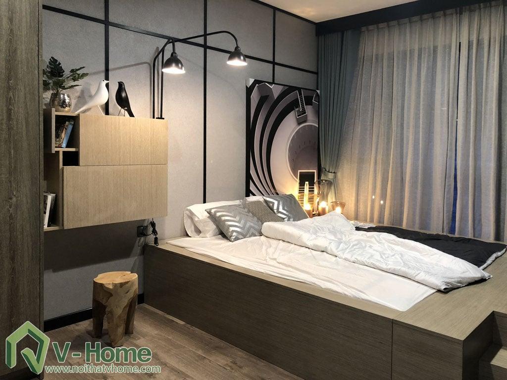 2.thi-cong-phong-ngu-chung-cu-summer-3 Thi công nội thất chung cư Summer Residence Capitaland - 2 phòng ngủ