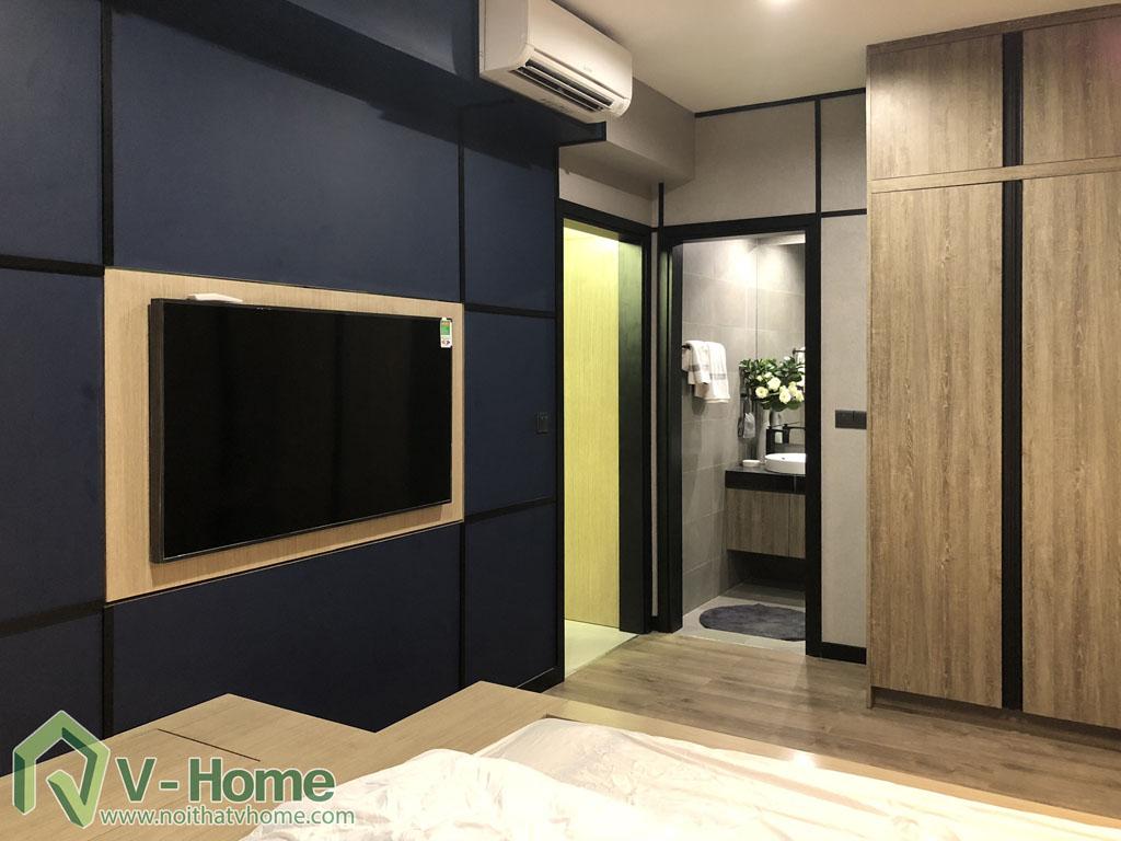 2.thi-cong-phong-ngu-chung-cu-summer-5 Thi công nội thất chung cư Summer Residence Capitaland - 2 phòng ngủ