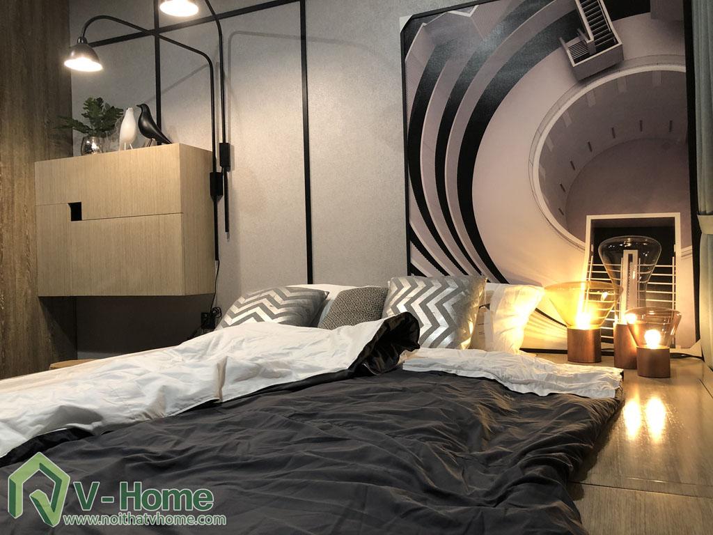 2.thi-cong-phong-ngu-chung-cu-summer-8 Thi công nội thất chung cư Summer Residence Capitaland - 2 phòng ngủ