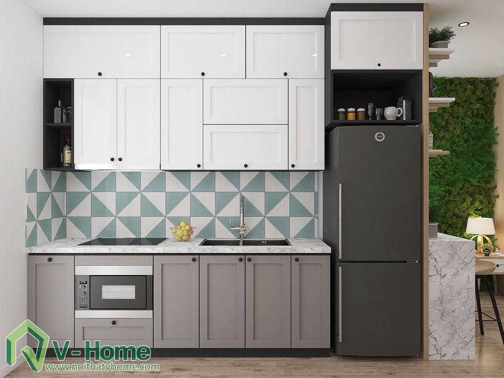 thiet-ke-phong-khach-chung-cu-him-lam-10 Thiết kế nội thất chung cư Him Lam Riverside - C. Oanh