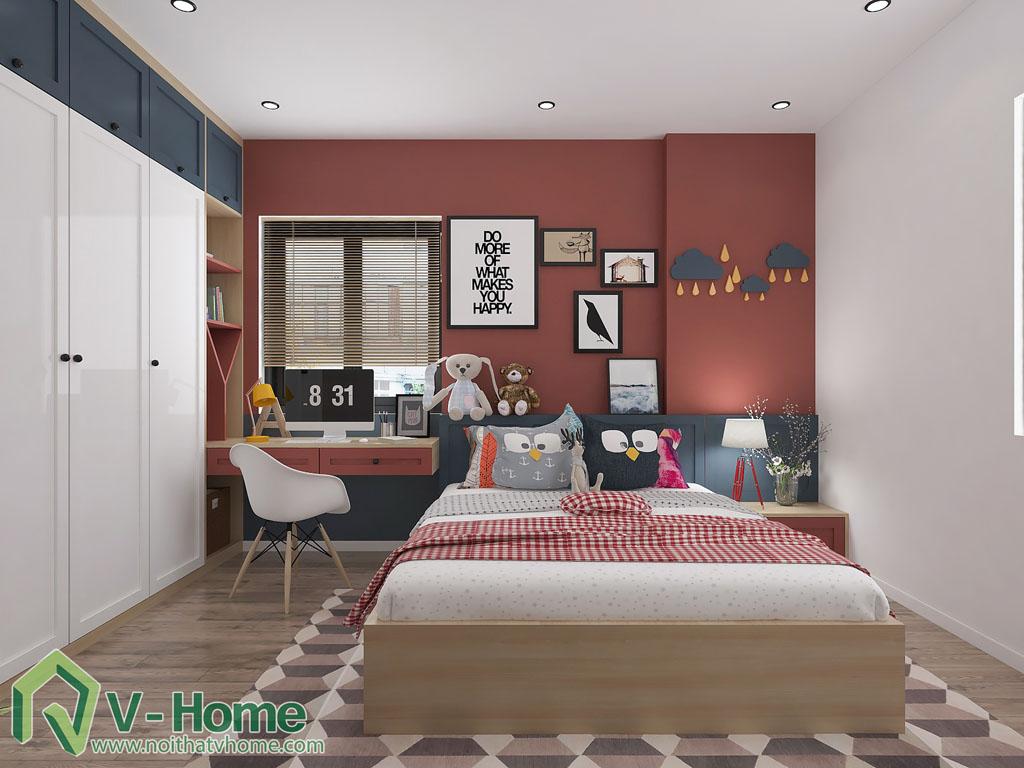 thiet-ke-phong-ngu-chung-cu-him-lam-7 Thiết kế nội thất chung cư Him Lam Riverside - C. Oanh