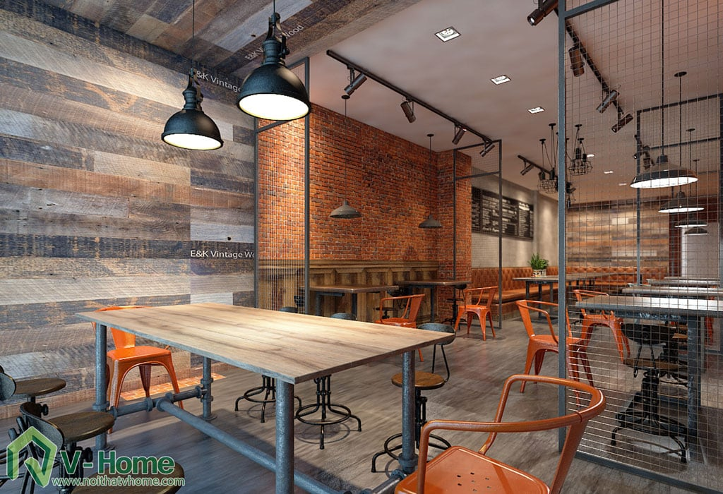 thiet-ke-yoyo-coffe-3 Thiết kế không gian YoYo Coffee
