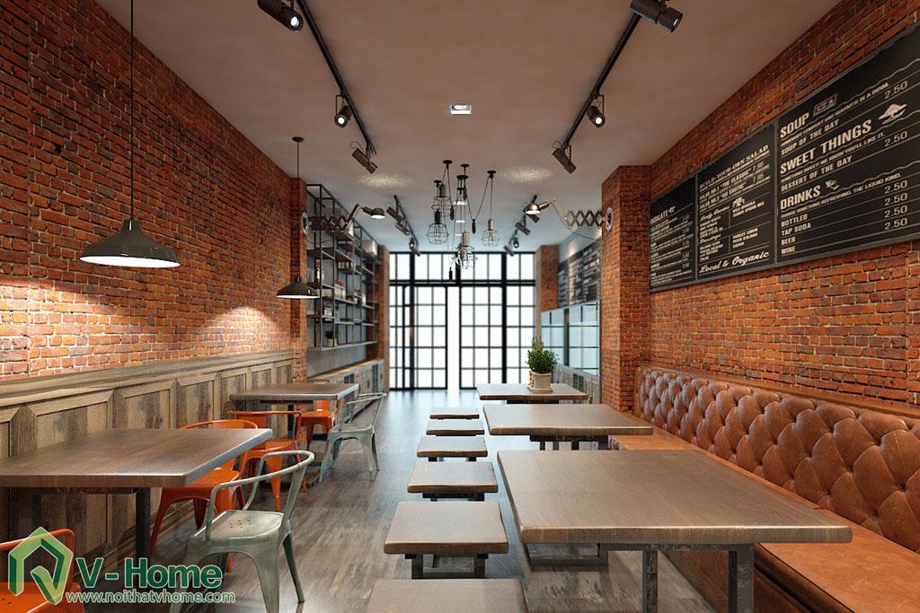 thiet-ke-yoyo-coffe-6 Thiết kế không gian YoYo Coffee