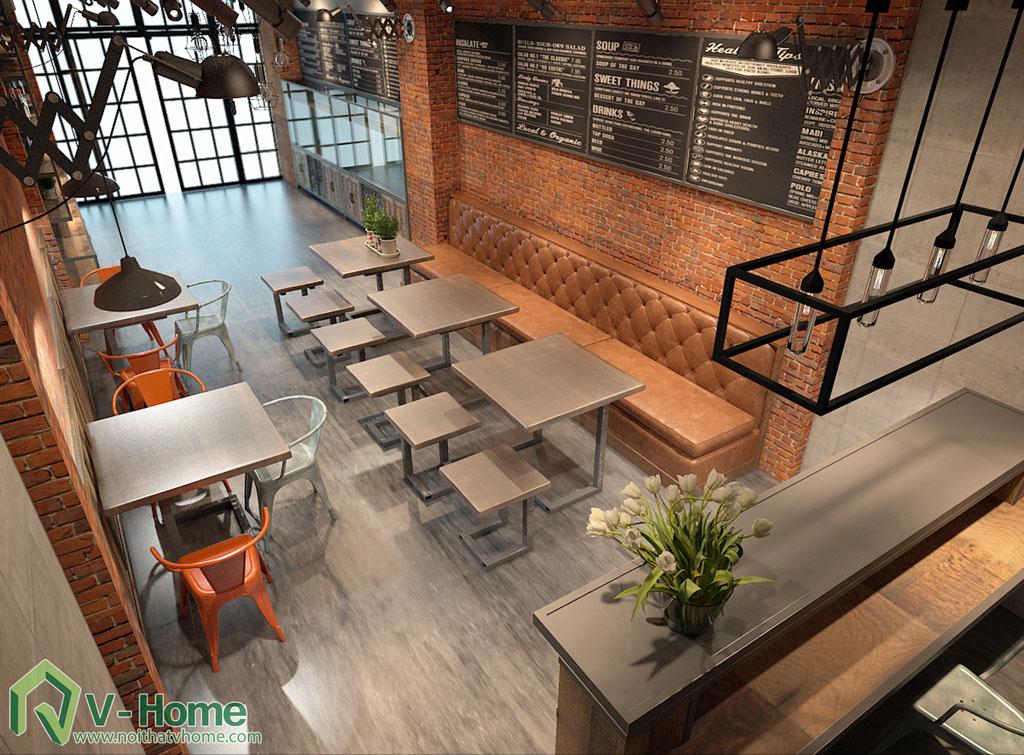 thiet-ke-yoyo-coffe-7 Thiết kế không gian YoYo Coffee