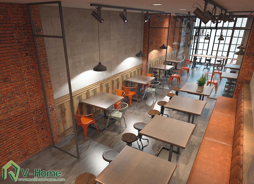 thiet-ke-yoyo-coffe-8 Thiết kế không gian YoYo Coffee