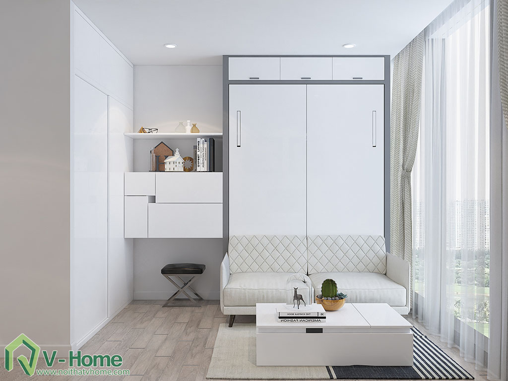 thiet-ke-chung-cu-officetel-ba-son-1.1 Thiết kế nội thất chung cư Vinhomes Ba Son