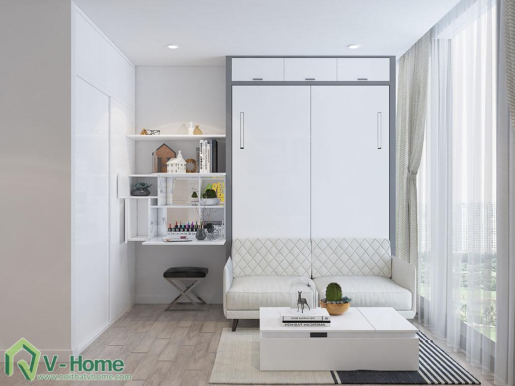 thiet-ke-chung-cu-officetel-ba-son-1 Thiết kế nội thất chung cư Vinhomes Ba Son
