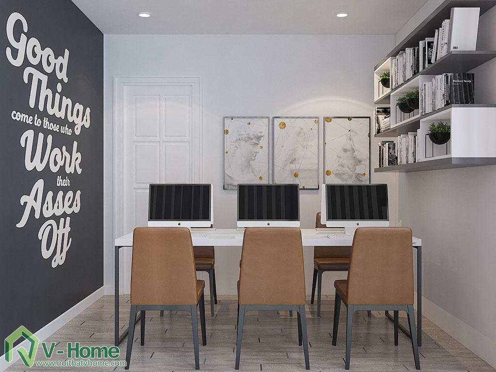 thiet-ke-chung-cu-officetel-ba-son-10 Thiết kế nội thất chung cư Vinhomes Ba Son