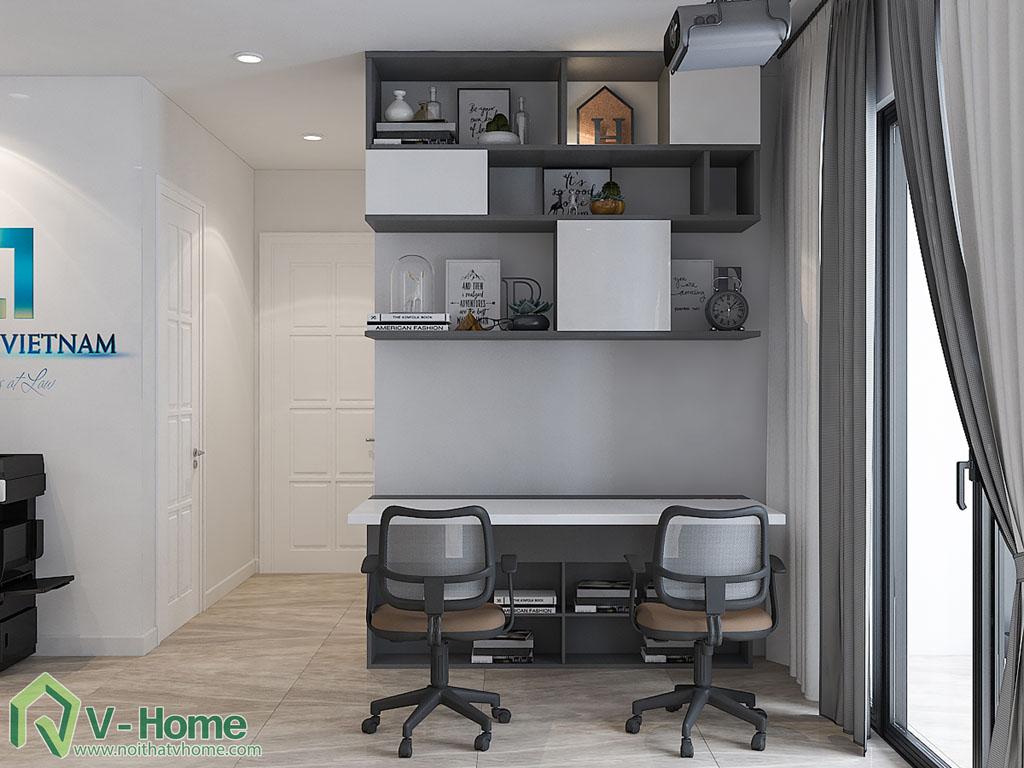 thiet-ke-chung-cu-officetel-ba-son-14 Thiết kế nội thất chung cư Vinhomes Ba Son