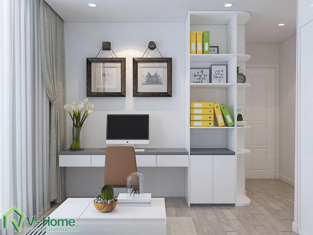 thiet-ke-chung-cu-officetel-ba-son-3 Thiết kế nội thất chung cư Vinhomes Ba Son