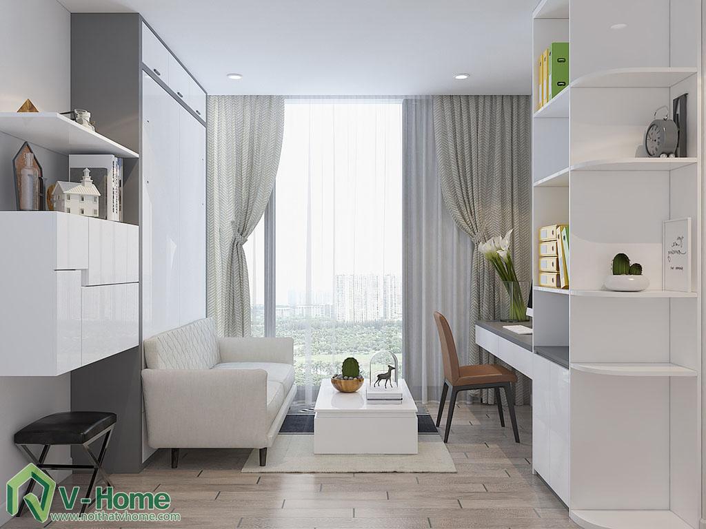 thiet-ke-chung-cu-officetel-ba-son-5 Thiết kế nội thất chung cư Vinhomes Ba Son