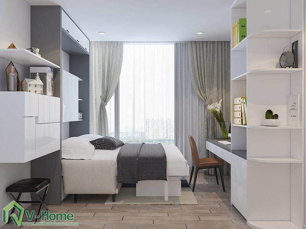 thiet-ke-chung-cu-officetel-ba-son-6 Thiết kế nội thất chung cư Vinhomes Ba Son