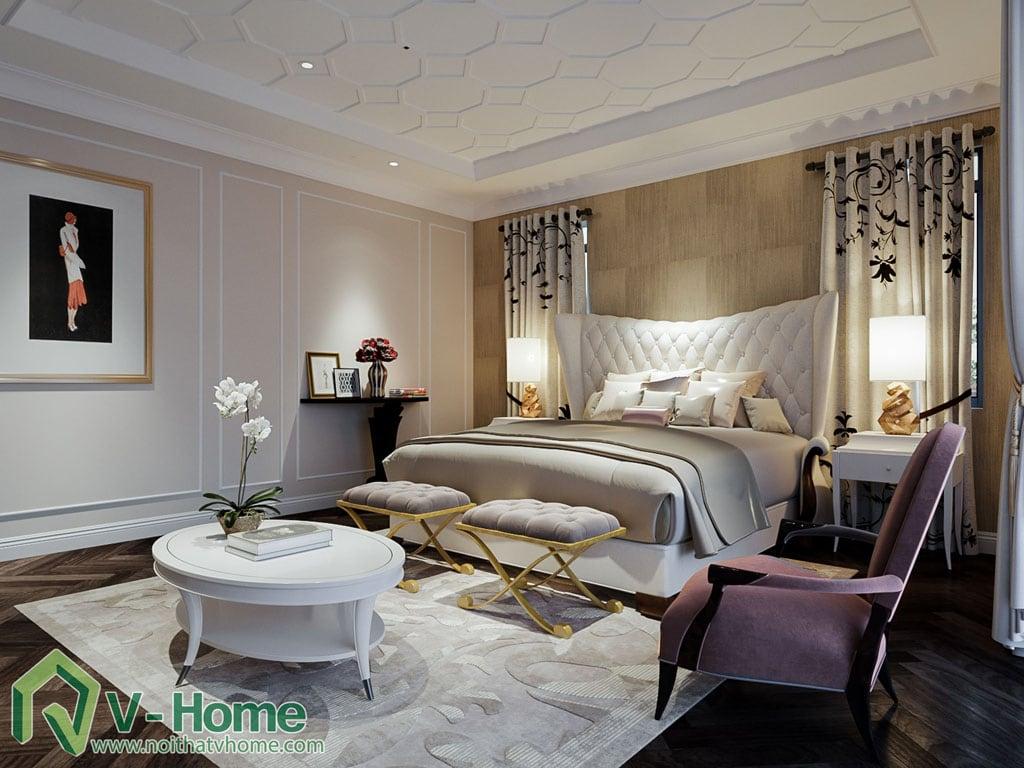 thiet-ke-phong-ngu-master-biet-thu-vinhomes-gardenia-2 Thiết kế phòng ngủ Biệt thự Vinhomes Gardenia phong cách Luxury
