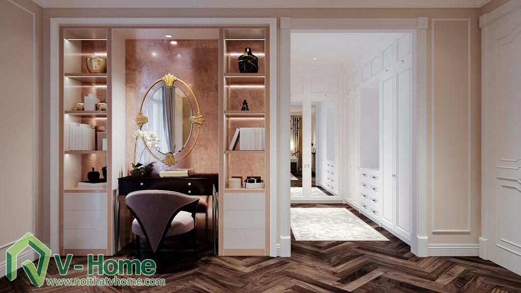 thiet-ke-phong-ngu-master-biet-thu-vinhomes-gardenia-4 Thiết kế phòng ngủ Biệt thự Vinhomes Gardenia phong cách Luxury