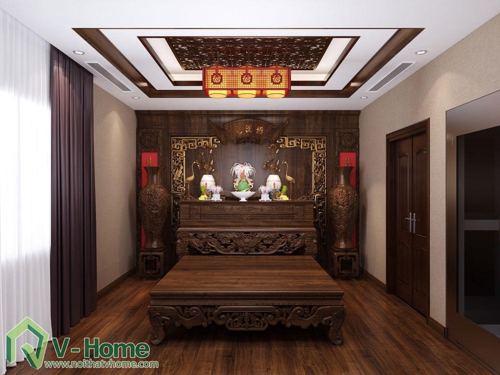 7.thiet-ke-biet-thu-trang-an-complex-20 [Kiến thức] Đặc trưng của phong cách hiện đại trong thiết kế nội thất