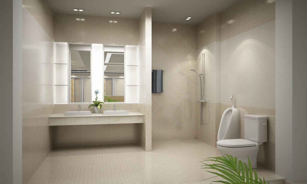 gach-op-nha-ve-sinh-7-1024x614 Phong cách nội thất hiện đại trong thiết kế nhà ở hiện nay