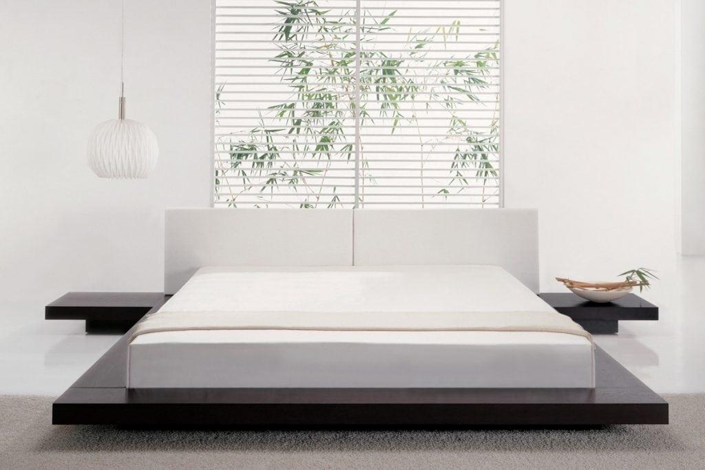 minimalist-bed-platform-1024x683 Phong cách nội thất hiện đại trong thiết kế nhà ở hiện nay