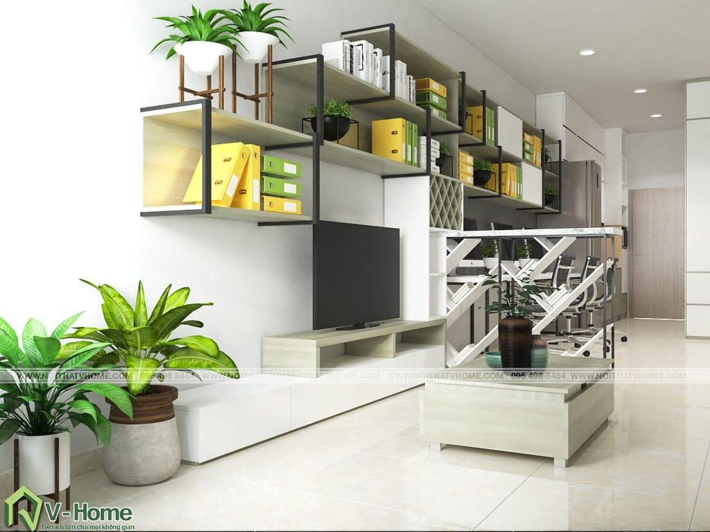 thiet-ke-chung-cu-office-tel-river-gate-5-1024x768 Thiết kế nội thất căn hộ Officetel River Gate - Mr Nhân