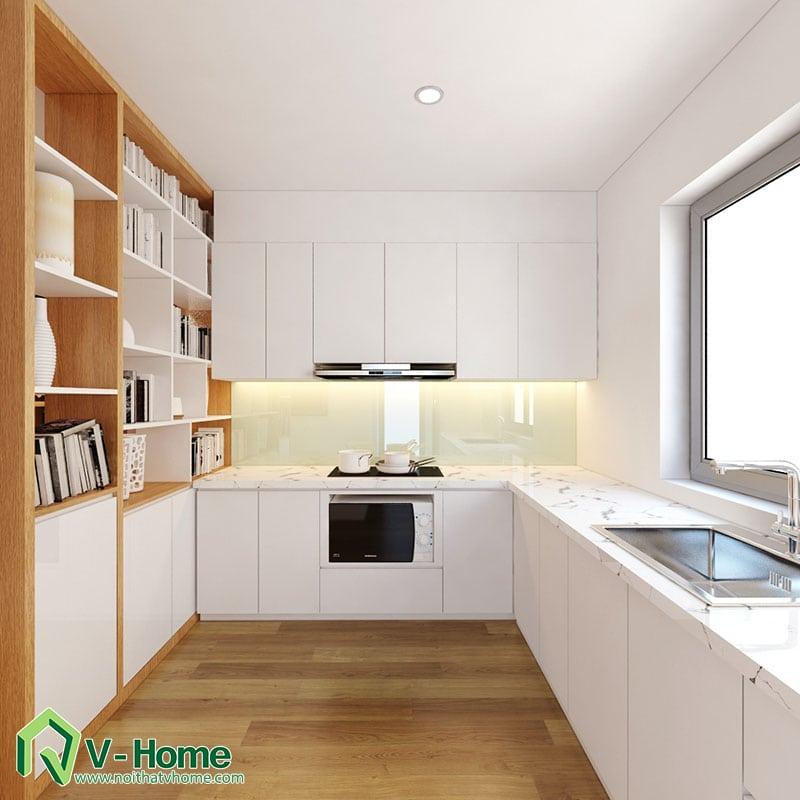 thiet-ke-noi-that-mipec-long-bien-9 [Kiến thức] Đặc trưng của phong cách hiện đại trong thiết kế nội thất