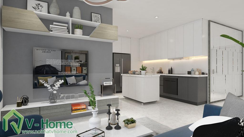 thiet-ke-phong-khach-vinhomes-central-park-2 Thiết kế nội thất chung cư Vinhomes Central Park
