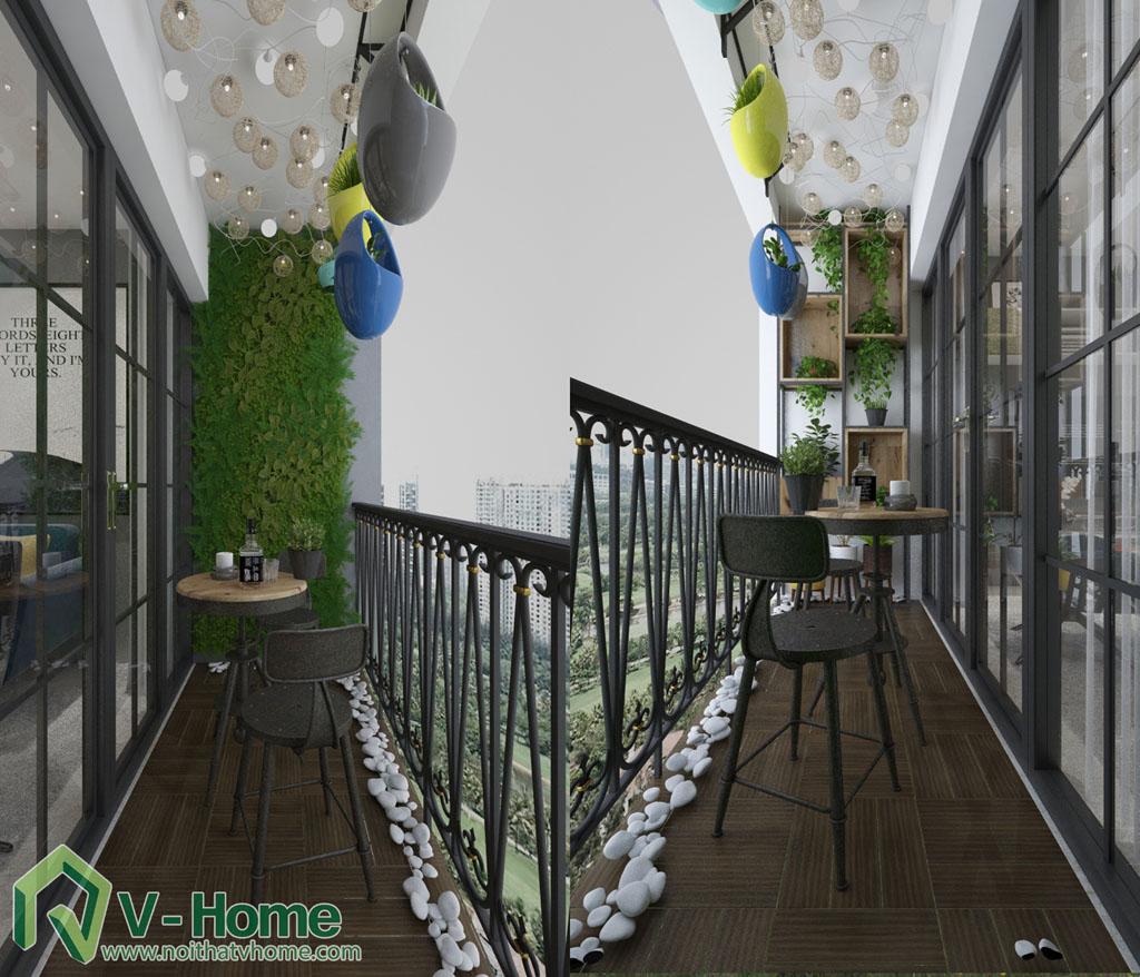 thiet-ke-phong-khach-vinhomes-central-park-7 Thiết kế nội thất chung cư Vinhomes Central Park
