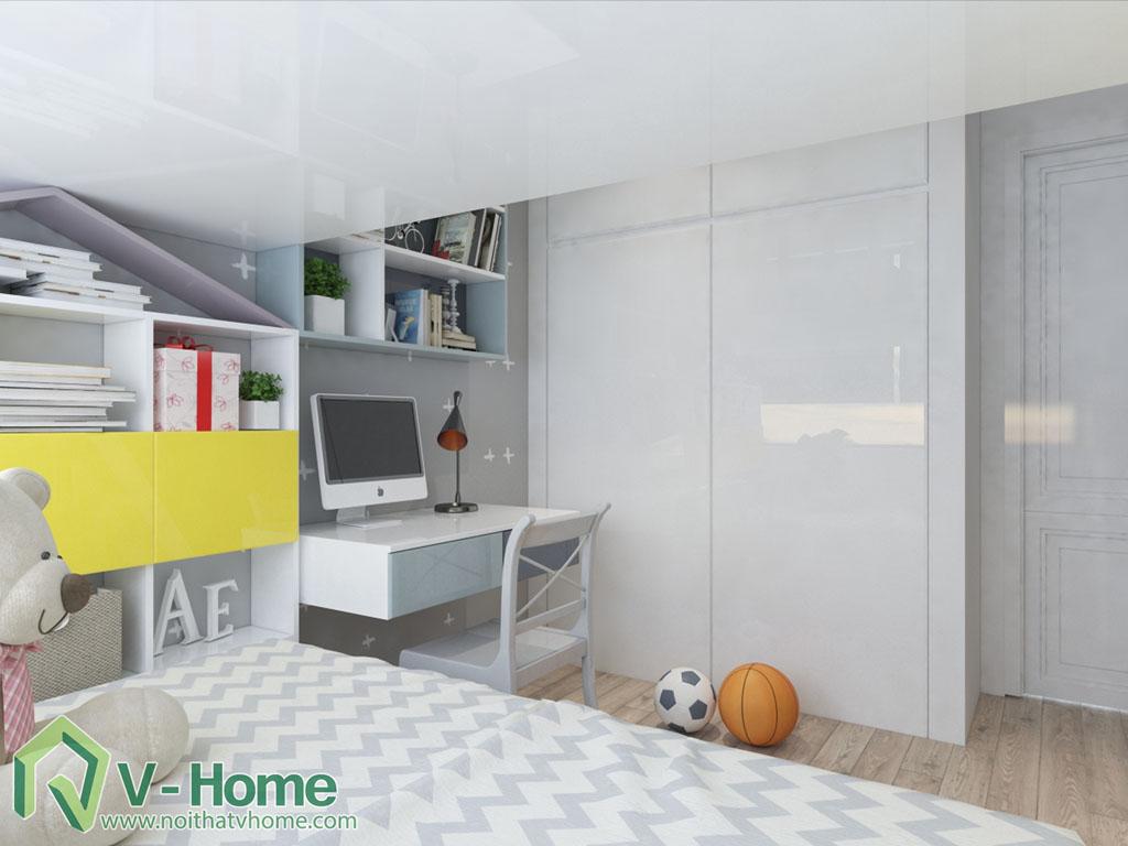thiet-ke-phong-ngu-vinhomes-central-park-4 Thiết kế nội thất chung cư Vinhomes Central Park