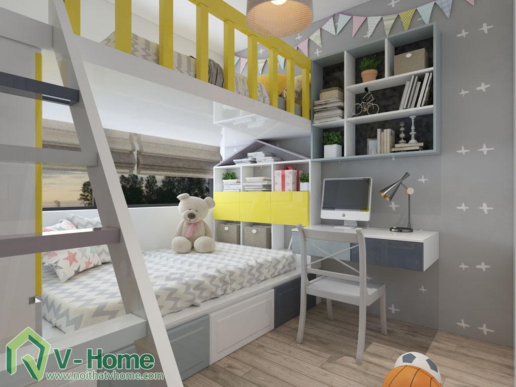 thiet-ke-phong-ngu-vinhomes-central-park-5 Thiết kế nội thất chung cư Vinhomes Central Park