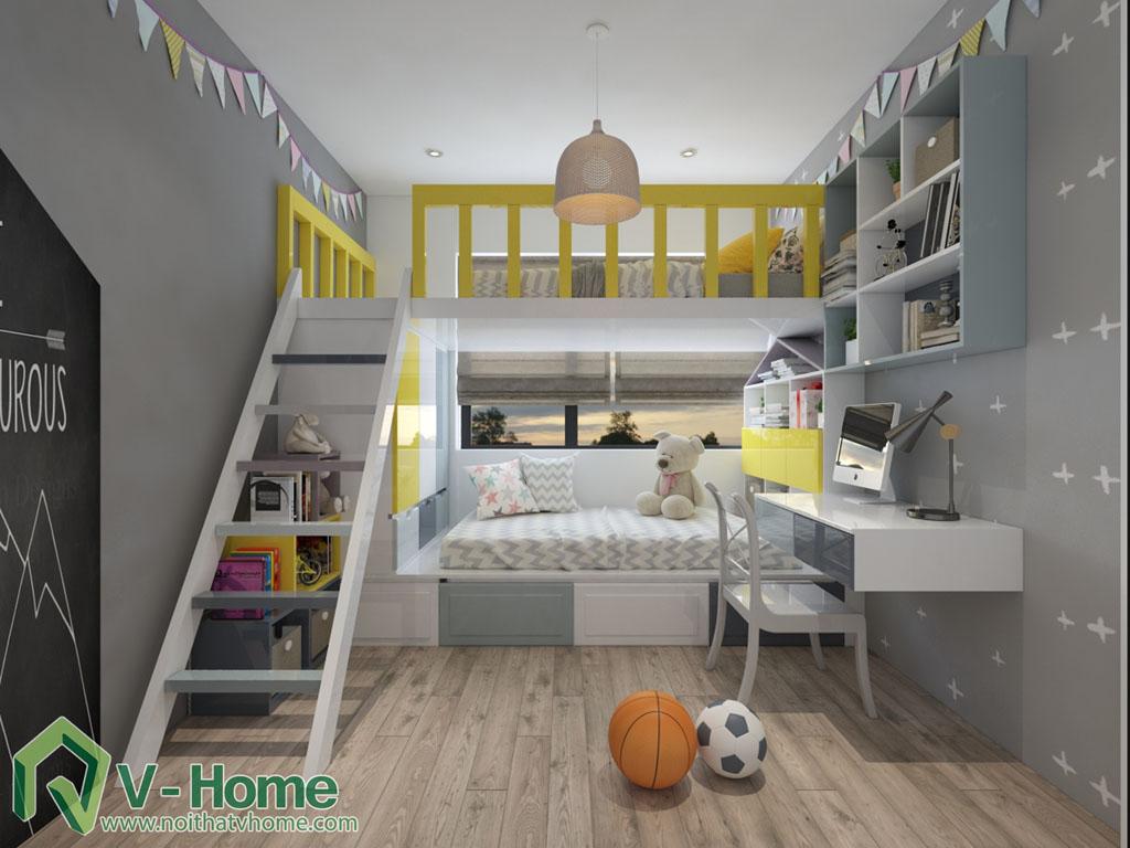 thiet-ke-phong-ngu-vinhomes-central-park-8 Thiết kế nội thất chung cư Vinhomes Central Park