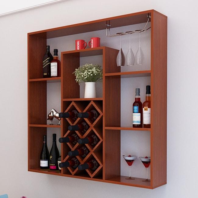 0_144611_Ke_ruou_lon_ket_hop_trang_tri_thiet_ke_sang_trong_DADOTA_nau_1 Những mẫu tủ rượu đẹp cho phòng khách sang trọng